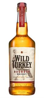 Wild Turkey Bourbon 81 Proof Veteran...
